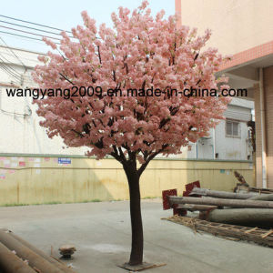 High Simulation Pink Cherry Blossom Tree