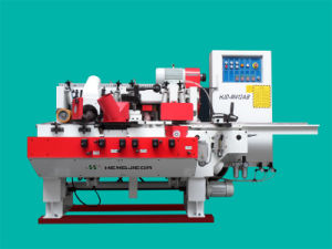 Four Side Mouler Without Cover and Planer Woodworking Machine (HJD-412AB)