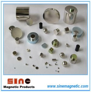Strong Permanent Sintered NdFeB Magnet pictures & photos
