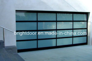 Glass Panel Garage Door Prices pictures & photos