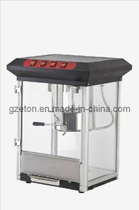 CE Approved Newly 8oz Stainless Steel Popcorn Machine Et-Pop6a-E (black) pictures & photos