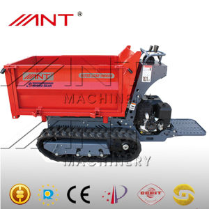 Hot Sale Honda Gasoline Skid Steer Loader with CE