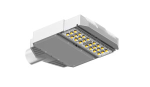 60W 5500lumens Bridgelux 45mil Chip LED Street Lights (3C-LD-T060)