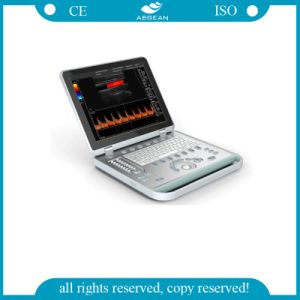 AG-Bu005 New Hot Sale Color Image B Ultrasound Scanner pictures & photos
