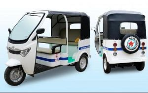 Taxi Electric Tricycle for Passengeretp-02