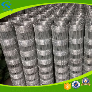 China High Tensile Farm Fencing Wire Mesh - China Galvanized Sheep ...