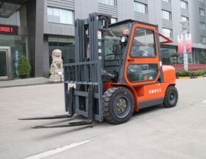 3.0t-4.0t Diesel Forklift pictures & photos
