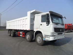 HOWO 8X4 Dump Truck pictures & photos