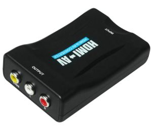 HDMI Converter HDMI to AV (PAL&NTSC) pictures & photos
