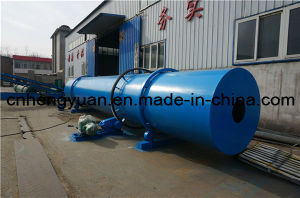 Rice Straw Powder Drying Machinery with CE