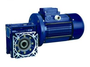 Nmrv Series Aluminum&Cast Iron Worm Gearbox pictures & photos