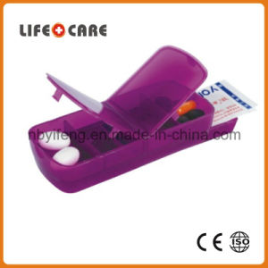 Medical PP Plastic Bandage Pillbox pictures & photos