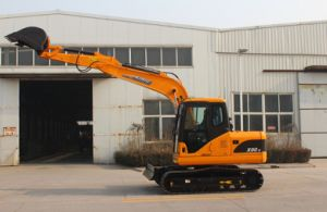 Middle Crawler Excavator X90-E with Price for Sale pictures & photos