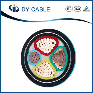High Quality XLPE or PVC Insulated Electric Power Cable Manufacturer pictures & photos