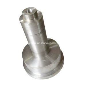 CNC Machined Forged Tube End pictures & photos