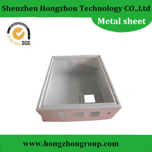 Sheet Metal Part with Customized Laser Cutting pictures & photos