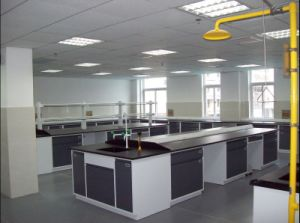 All Steel Epoxy Resin Worktop Classroom Furniture pictures & photos
