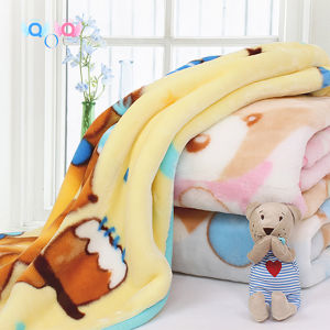 Cheap Wholesale Factory China Toy Baby Blanket