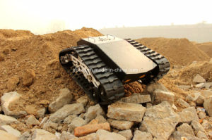 Robotic Platform RC Tank Chassis (K02SP8) pictures & photos