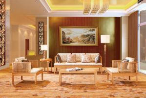 5 Star Customized Hotel Furniture of Living Room (NL-106)