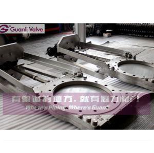 CF3m CF8 CF8m Ggg40 Slurry Knife Gate Valve for Mining pictures & photos