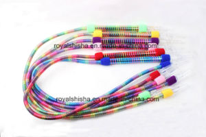Plastic Hookah Shisha Hose with Tips pictures & photos