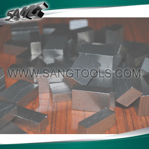 Sharpness Diamond Segments for Marble and Granite (SG-034) pictures & photos
