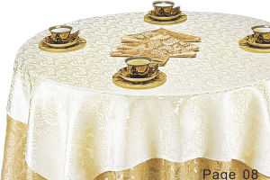 Luxury Table Clothes (PB192)