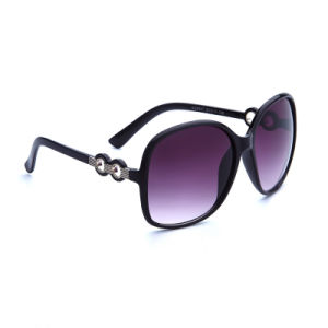 Best Designer Female Acrylic Fashion Brand Sun Eyewear Glasses with Colorful Lens (KD9547)