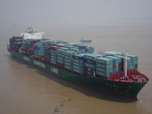 Ningbo/China Container Trailer /Shipping to London Manchester Liverpool Thamesport Dublin
