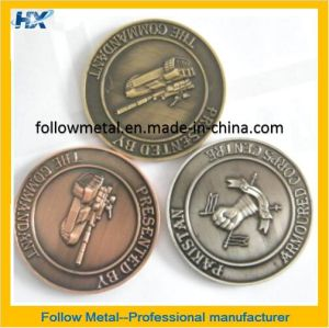 Custom Zinc Alloy 3D, Souvenir Association Coin
