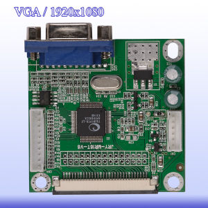 LCD Monitor Controller Board