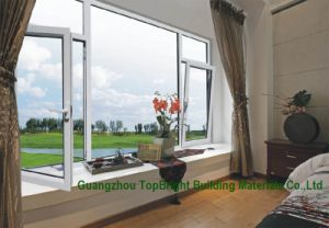 UPVC/PVC Glass Casement Windows and Doors Price pictures & photos