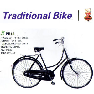"28"" Lady Model Traditional Bike Cheap Retro Bicycle (FP-TRDB-060) pictures & photos"