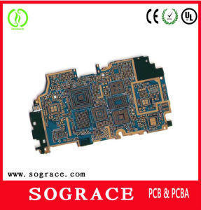 Multilayer Electronics Circuit PCB Board Manufacturing