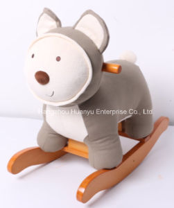 New Design Factory Supply Rocking Animal-Machine Bear Rocker pictures & photos