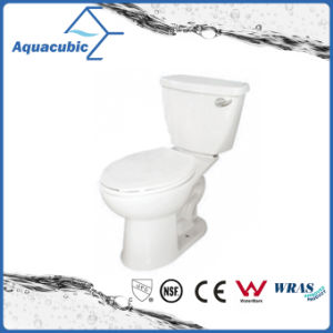 Siphonic 1.28gpf Single Flush Elongated Ceramic Toilet (ACT9060) pictures & photos