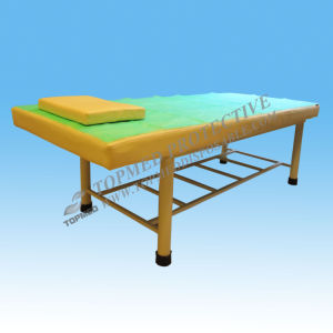 Nonwoven Disposable Bedsheet, Perforated Massage Table Sheet pictures & photos
