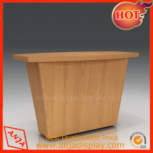 Counter Top Display Cashier Counter Table pictures & photos