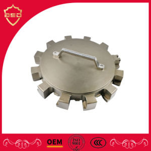 China casting aluminum 12 teeth protection cap for large diameter casting aluminum 12 teeth protection cap for large diameter hose coupling publicscrutiny Choice Image