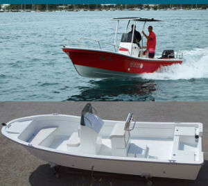 Liya 4.2 -7.6meter Panga Boat Fiberglass Fishing Boat for Sale pictures & photos