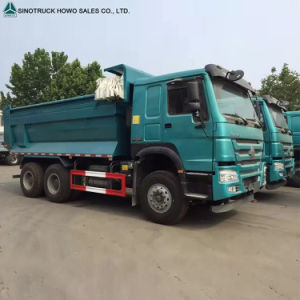 Sinotruk HOWO Dump Truck 6X4 Type 25ton for Sale pictures & photos