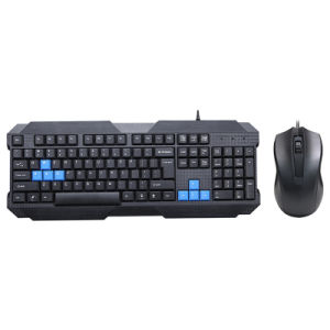 USB Interface Desktop Keyboard and Mouse with Good Quality