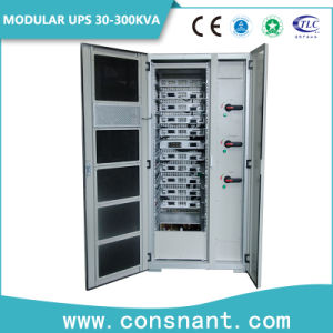 China OEM ODM Modular Online UPS with 380/400/415VAC 30-300kVA pictures & photos
