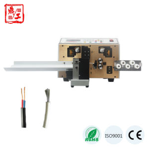 Sheathed Cable Wire Cutting Stripping Twisting Machinery pictures & photos