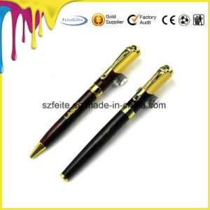 Office Stationery Bank Business Gift Metal Ball Pen