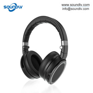 China Bluetooth Wireless Conference Pc Phone Headset With Mic 3 5mm Cable Optional China Pc Phone Headset And Conference Pc Phone Headset Price
