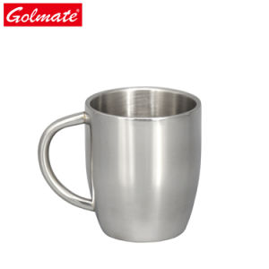 9dfdc9cc253 Top Grade Stainless Steel Mug Insulated Tumbler Double Wall Coffee Mug Tea  Cup Beer Mug
