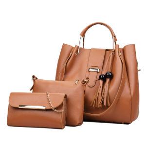 Factory Whole Lady Handbag Set 3pcs Women Bag