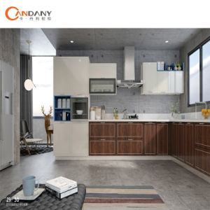 Modern Design High Gloss Acrylic Kitchen Cabinets Used In